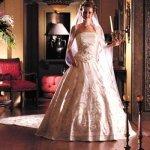 فستان زفاف رقم 393