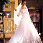 فستان زفاف رقم 394