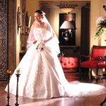 فستان زفاف رقم 396
