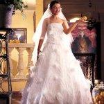 فستان زفاف رقم 397