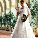 فستان زفاف رقم 398
