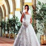 فستان زفاف رقم 399
