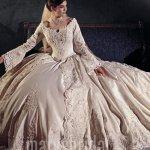 فستان زفاف رقم 402