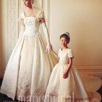 فستان زفاف رقم 403