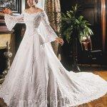 فستان زفاف رقم 405