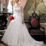 فستان زفاف رقم 406