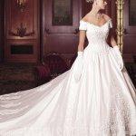 فستان زفاف رقم 407