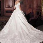 فستان زفاف رقم 407 (ب)