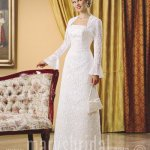فستان زفاف رقم 409