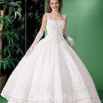 فستان زفاف رقم 411