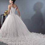 فستان زفاف رقم 412 (ب)