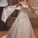 فستان زفاف رقم 415