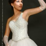 فستان زفاف رقم417