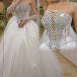 فستان زفاف رقم 419