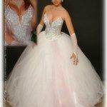 فستان زفاف رقم 420