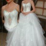 فستان زفاف رقم 422