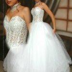 فستان زفاف رقم 423
