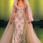 فستان زفاف رقم 424