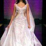 فستان زفاف رقم 425