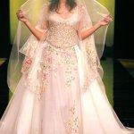 فستان زفاف رقم 429 (أ)