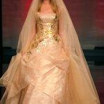 فستان زفاف رقم 430(أ)