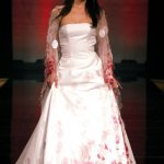 فستان زفاف رقم 431 (أ)