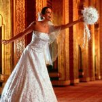 فستان زفاف رقم 436