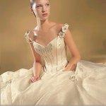 فستان زفاف رقم 440 Size:20.30 Kb Dim: 350 x 419