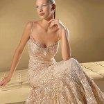 فستان زفاف رقم 443