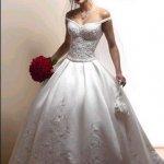 فستان زفاف رقم 446