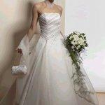 فستان زفاف رقم 447