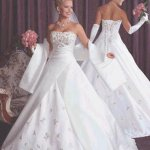 فستان زفاف رقم 449