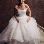 فستان زفاف رقم 454