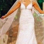 فستان زفاف رقم 456