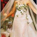 فستان زفاف رقم 457