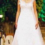 فستان زفاف رقم 458