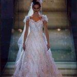 فستان زفاف رقم 460