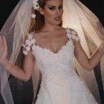 فستان زفاف رقم 463