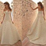 فساتين زفاف8