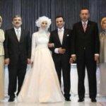 فستان زفاف إبنة الرئيس التركي2