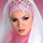 طرحات للعروس المحجبة2