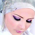 طرحات للعروس المحجبة3
