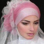 طرحات للعروس المحجبة4