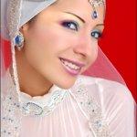 طرحات للعروس المحجبة6