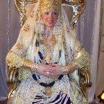 عروس تلمسان في زيها الاصيل ( 1