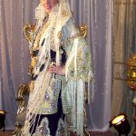 عروس تلمسان في زيها الاصيل ( 3