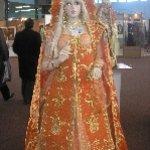 عروس تلمسان في زيها الاصيل ( 4