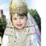 عروس تلمسان في زيها الاصيل ( 5