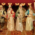 عروس تلمسان في زيها الاصيل ( 6
