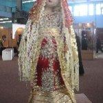 عروس تلمسان في زيها الاصيل ( 8